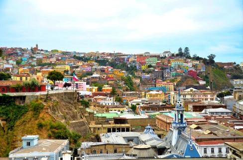 Ascensore in Valparaiso