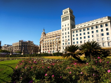 Iberostar at Plaza Catalunya